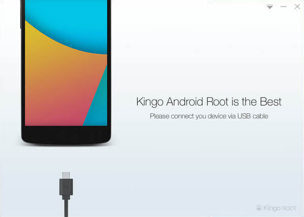 Kingo-One-Click Root
