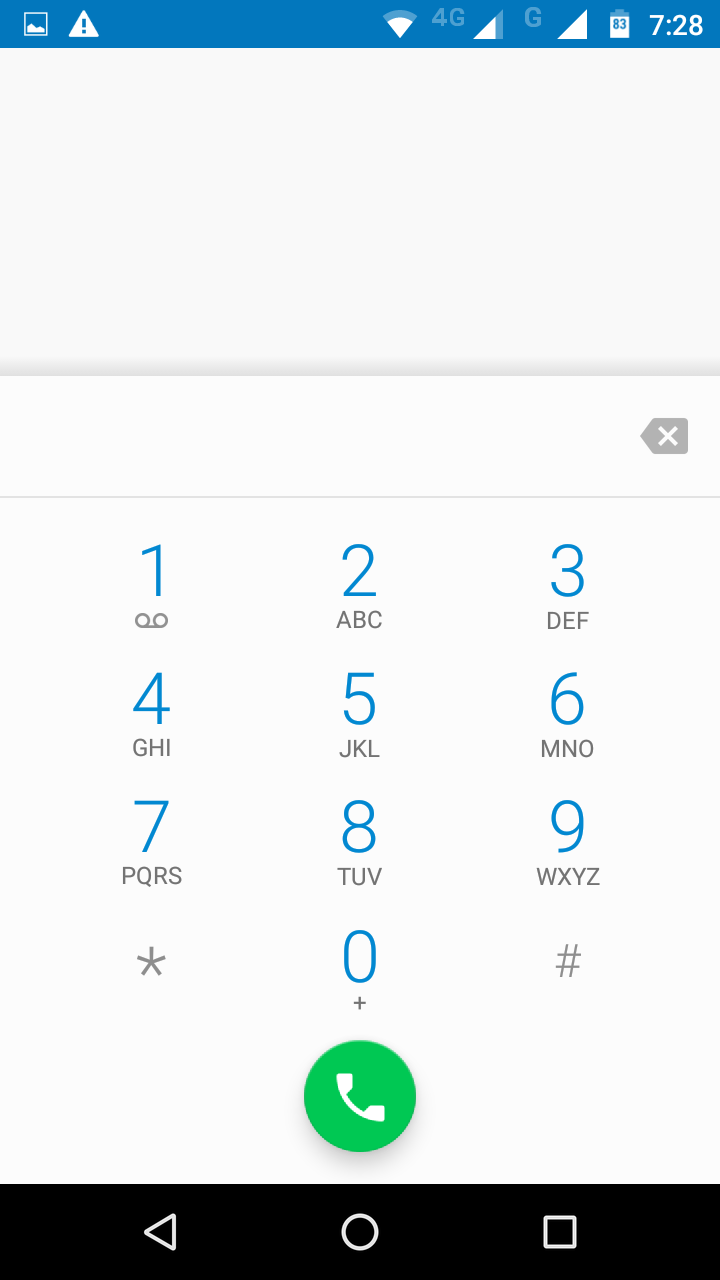 Dialer-check updates android phone