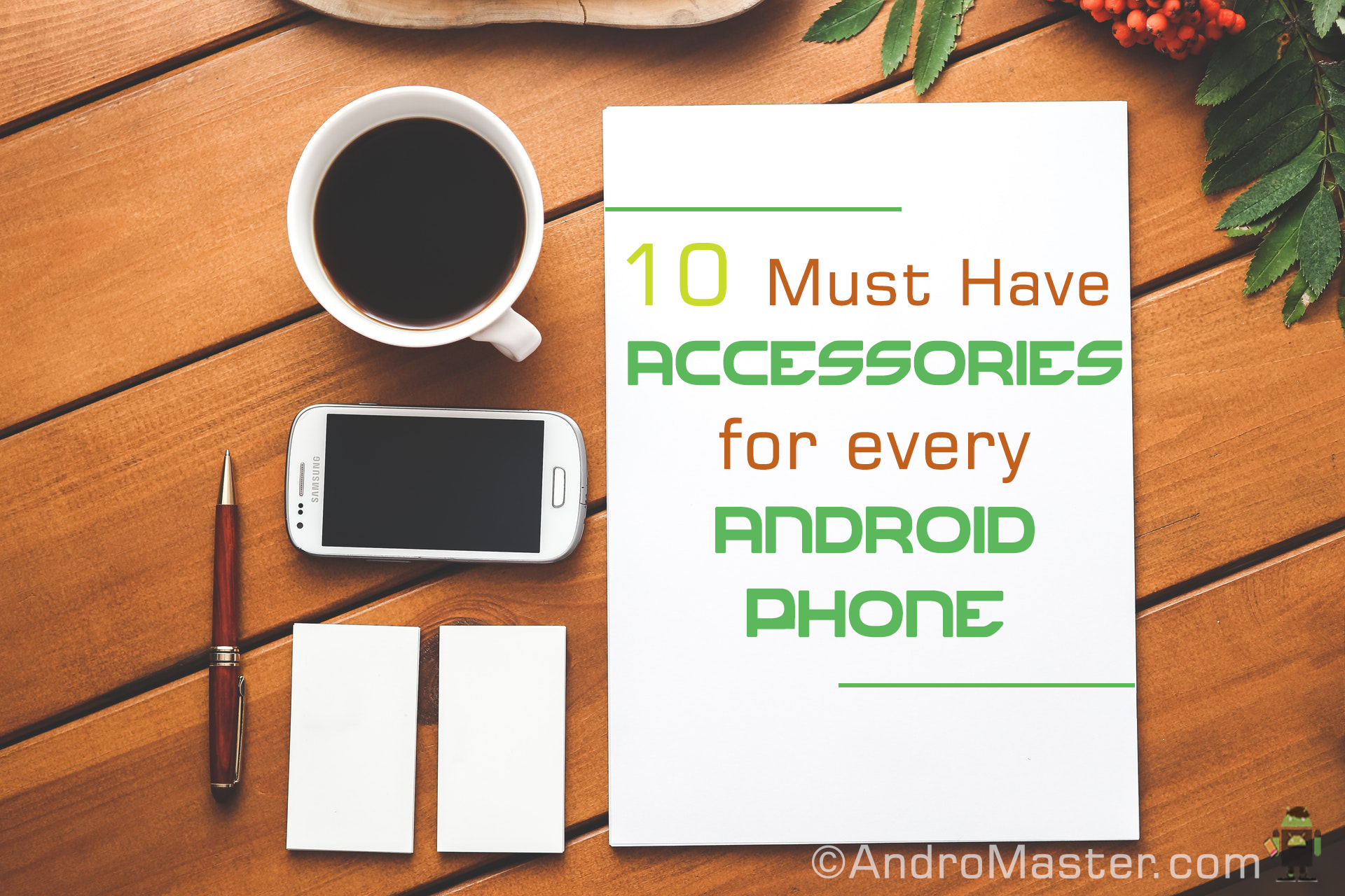 Top 10 Android Phone Accessories you MUST buy in 2017 [India]