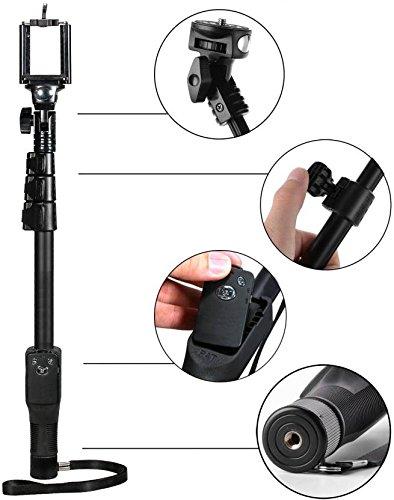 Mobile Phone Accessories- Bluetooth selfie stick 2