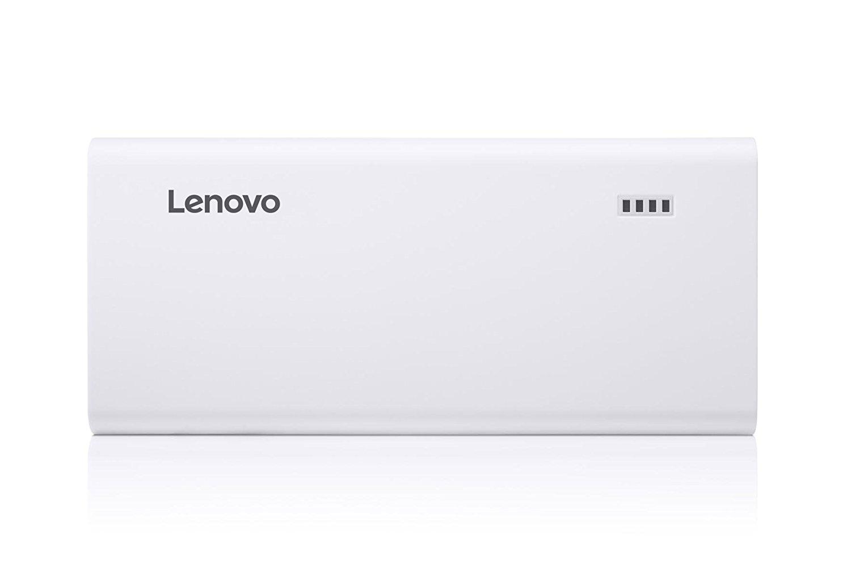 Mobile Phone Accessories-Lenovo Power Bank 10000mAh