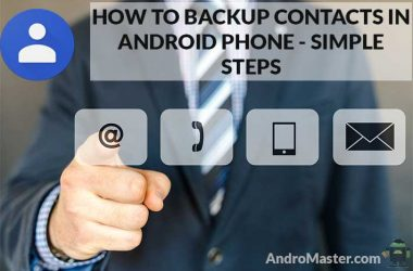 How-to-backup-contacts-in-android-phone