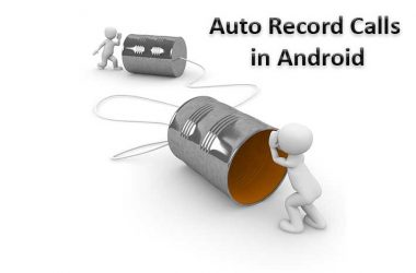 5 Best Free Call Recorder for Android 2018 - Auto Record Calls