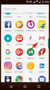 Create Gmail account in Android easily